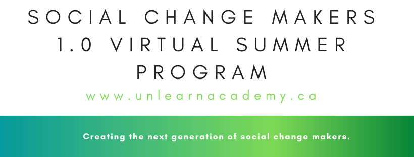 social change makers1.0 banner